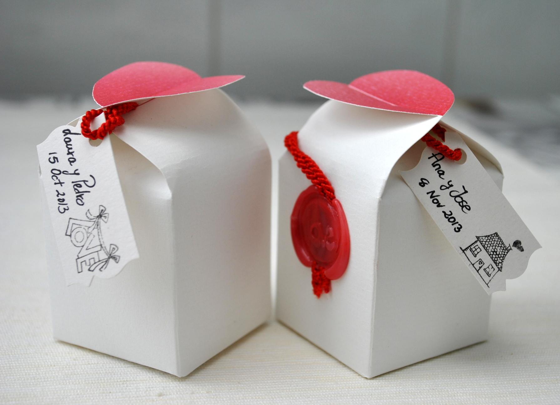Las mermeladas artesanales para bodas de La Natural