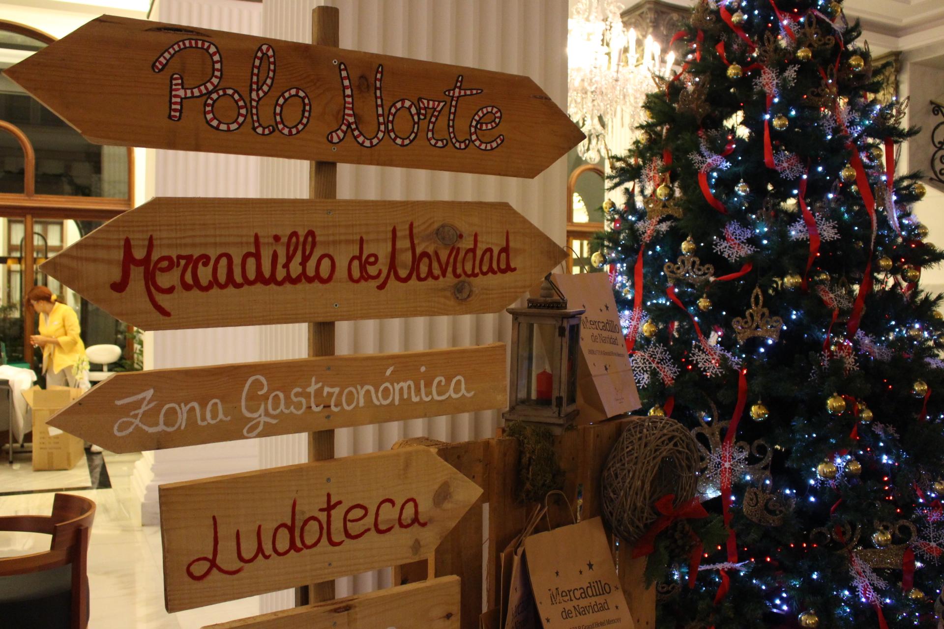 Dulces Mercadillos de Navidad en Tenerife
