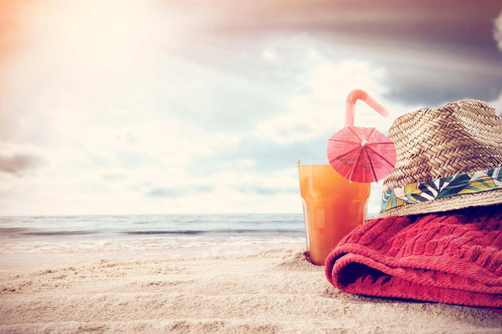 En agosto… ¡nos vamos de vacaciones!